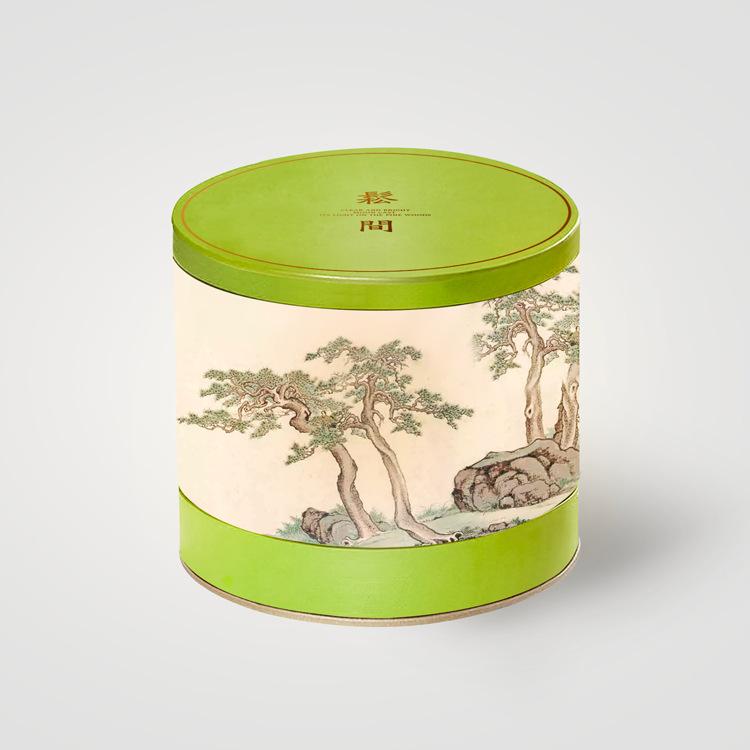山海食集松间月饼礼盒