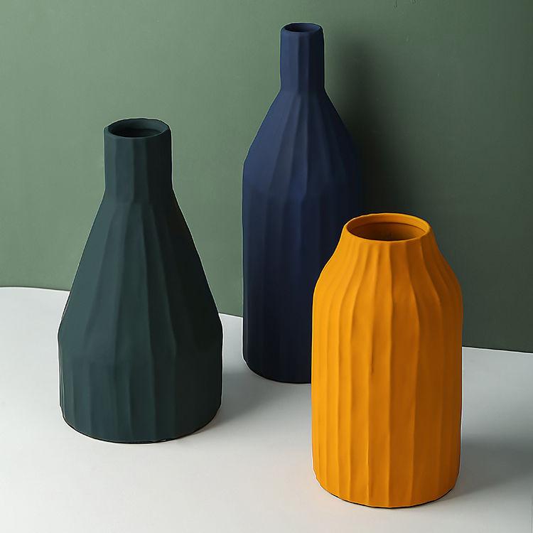 ,别把花瓶不当摆件,这些高颜值花瓶不插花也很美!