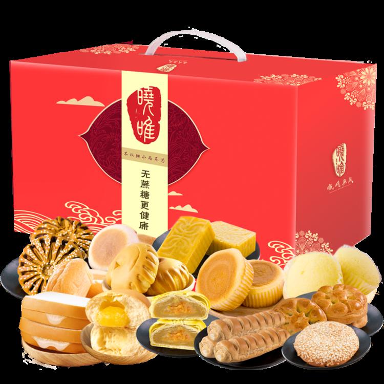 ,中秋节丨送上这些老少皆宜的糕点礼盒,真的很贴心