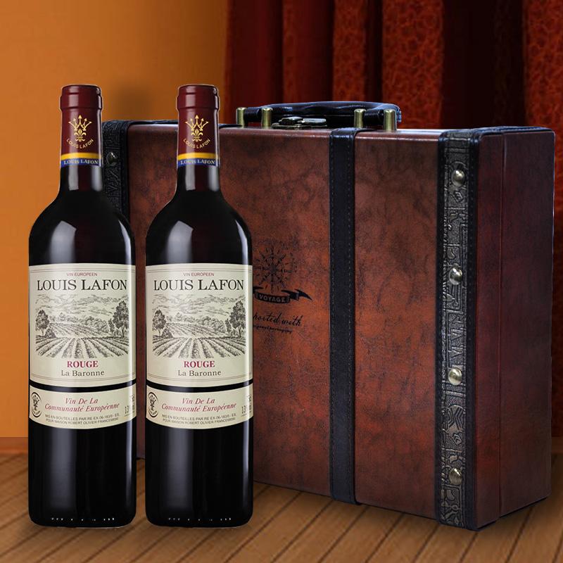 法国进口路易拉菲红酒