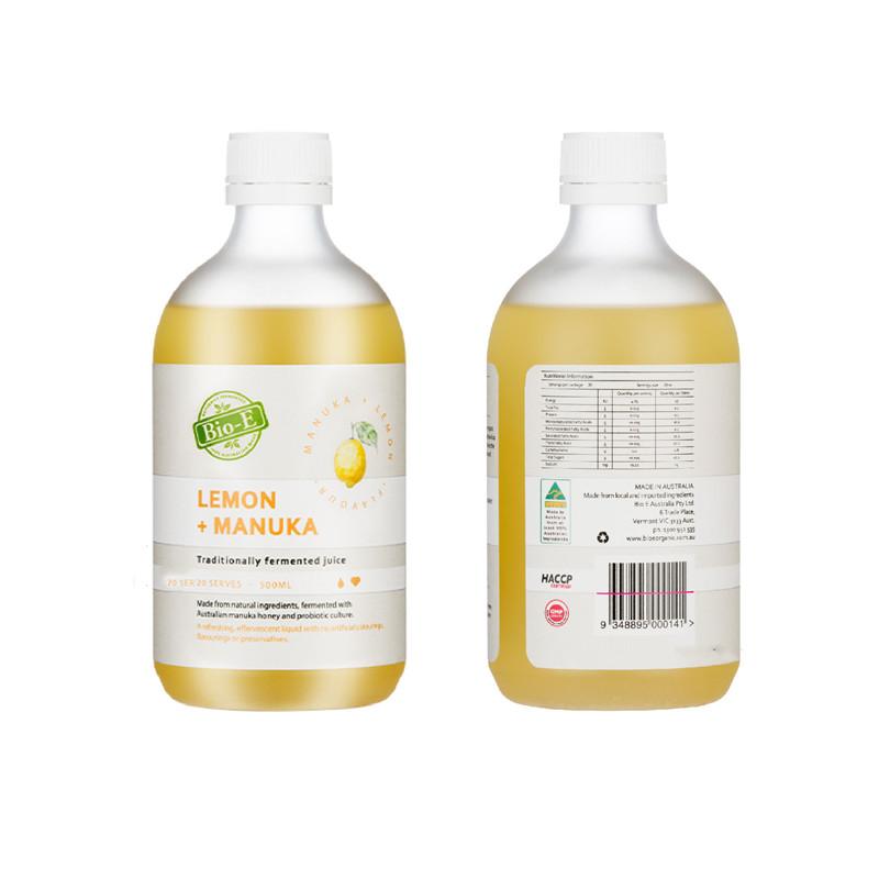 澳洲bio-e柠檬酵素饮料