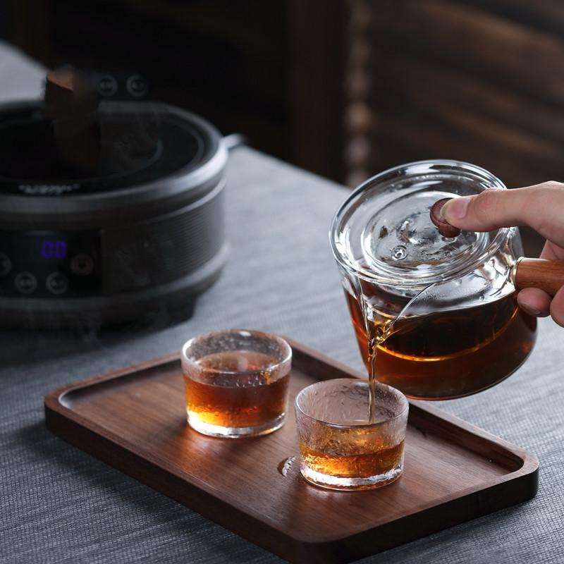 耐高温玻璃煮茶壶