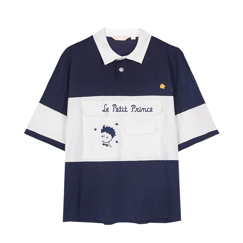 小王子联名系列polo衫