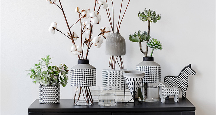 别把花瓶不当摆件,这些高颜值花瓶不插花也很美!