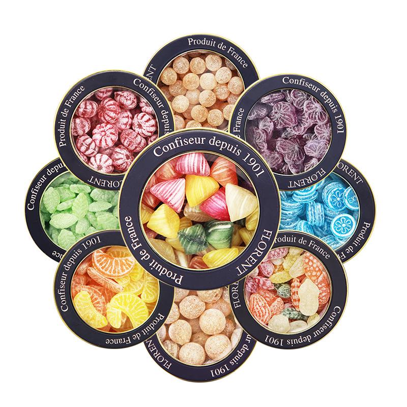 法国费罗伦十二星座糖果