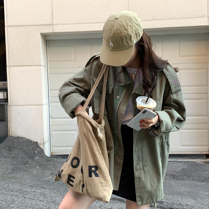 bf风工装外套