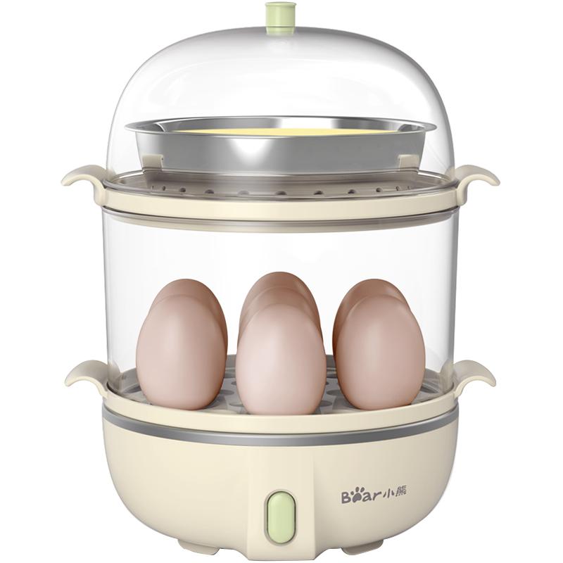小熊 煮蛋蒸蛋器