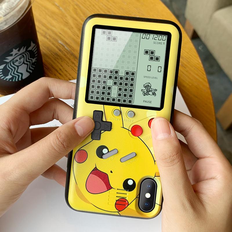 游戏机手机壳