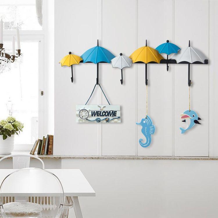 地中海创意装饰挂钩