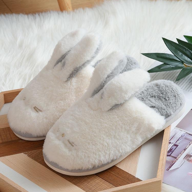 ,一双好看的家居拖鞋,让你整个秋冬都暖暖的