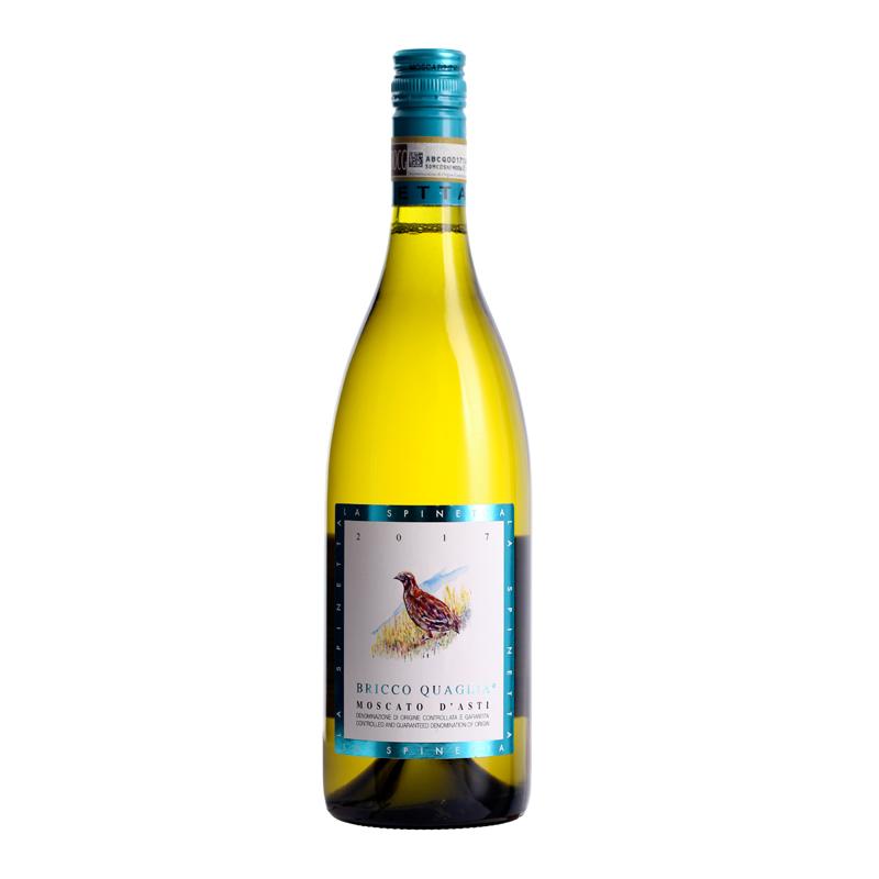 La Spinetta 莫斯卡托甜白葡萄酒