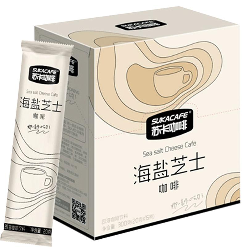 苏卡 口味咖啡