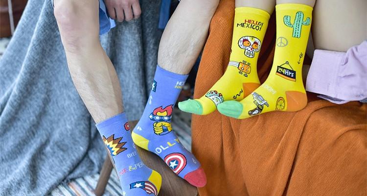露袜子的季节,你的潮袜准备好了吗