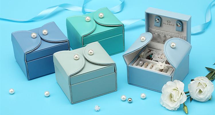 仙女本仙的首饰盒,梳妆台怎能没有它