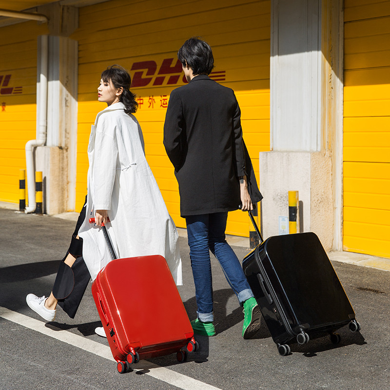 alloy行李箱