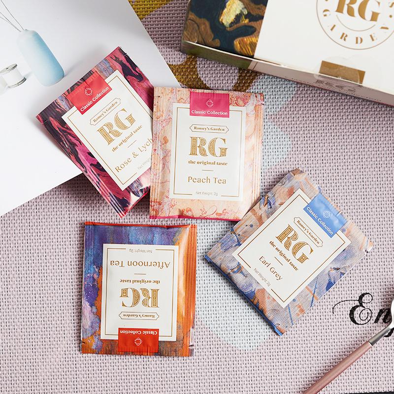 RG蕾米花园 进口茶包组合