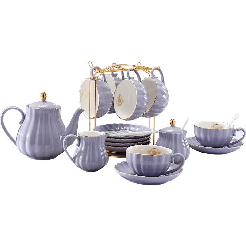 优雅奢华 英式下午茶茶具