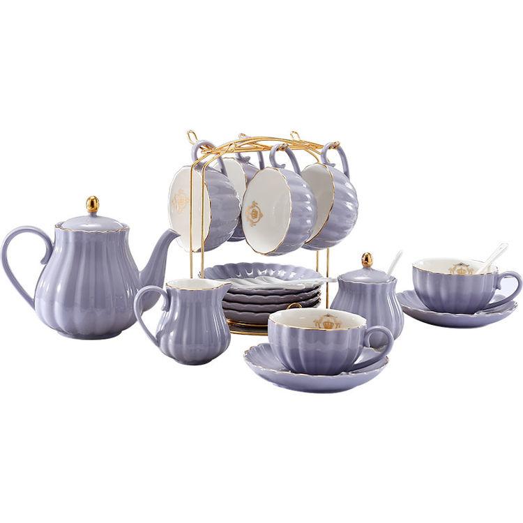 ,静谧午后,惬意时光,下午茶的魅力这些茶具知道