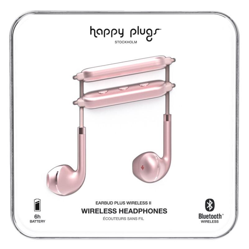Happy Plugs WirelessⅡ蓝牙耳机