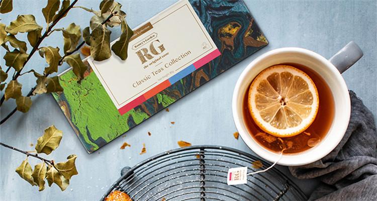 高颜值又好喝的茶包,这个秋冬让你爱上喝水