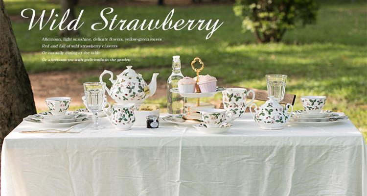 静谧午后,惬意时光,下午茶的魅力这些茶具知道