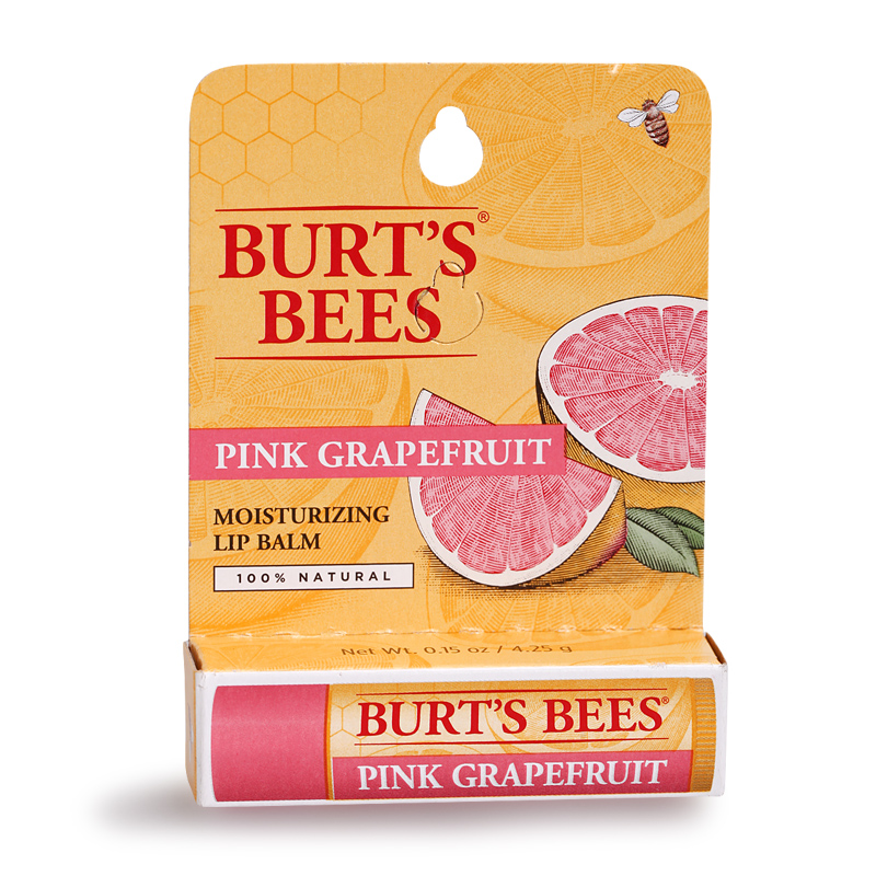Burt's Bees小蜜蜂护唇膏