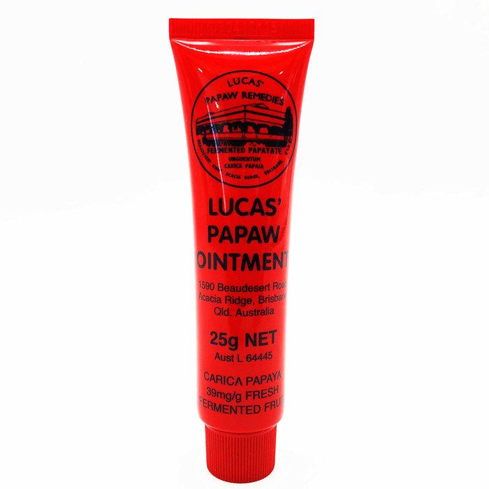 Lucas papaw番木瓜膏