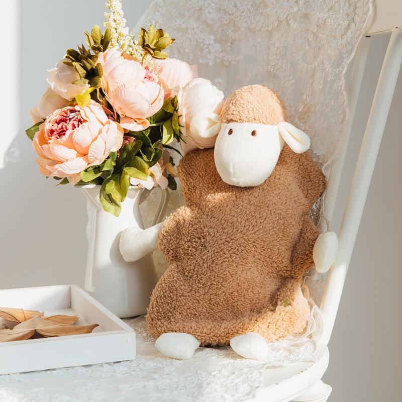 韩版小羊充电热水袋