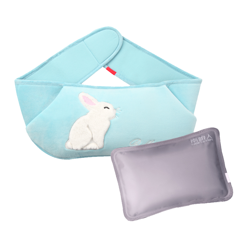 南极人充电绑腰暖水袋