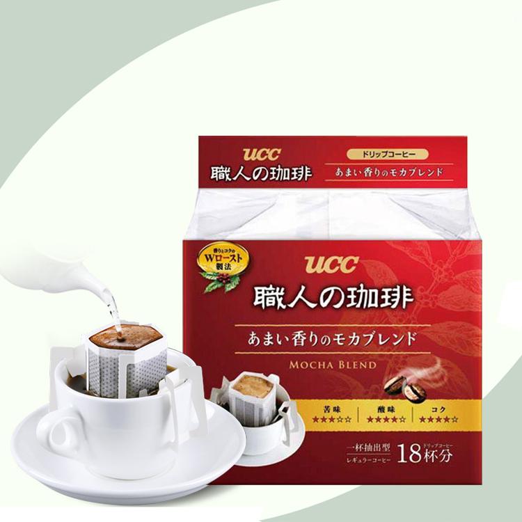 UCC职人挂耳咖啡