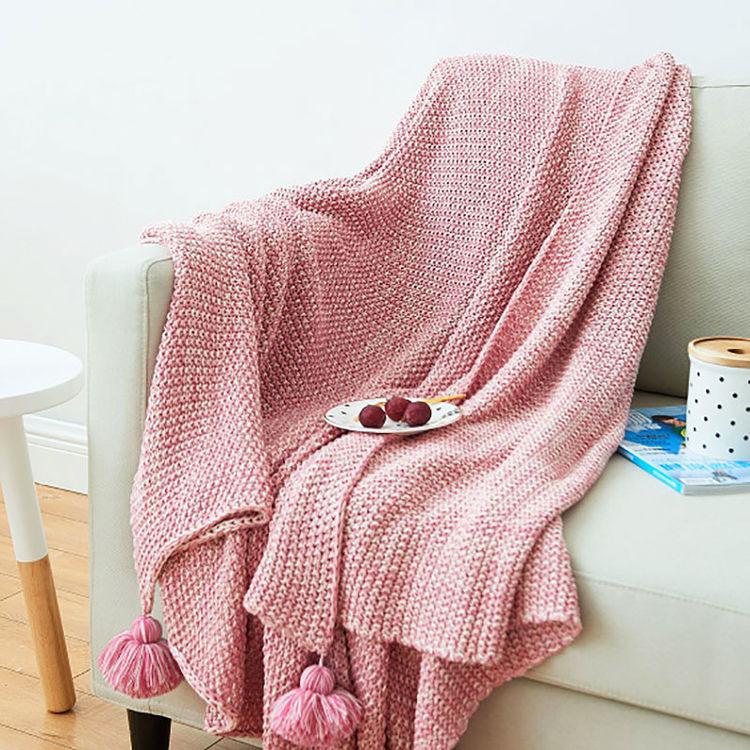 ,好物推荐丨添一条北欧风盖毯,让家变得更洋气
