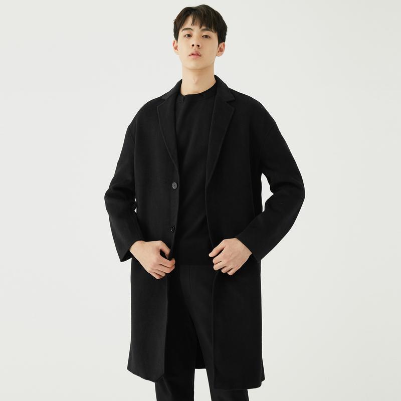 GXG双面呢大衣