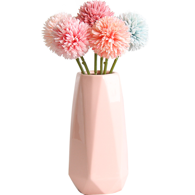ins北欧陶瓷花瓶