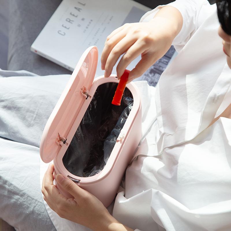 桌面/化妆台mini垃圾桶