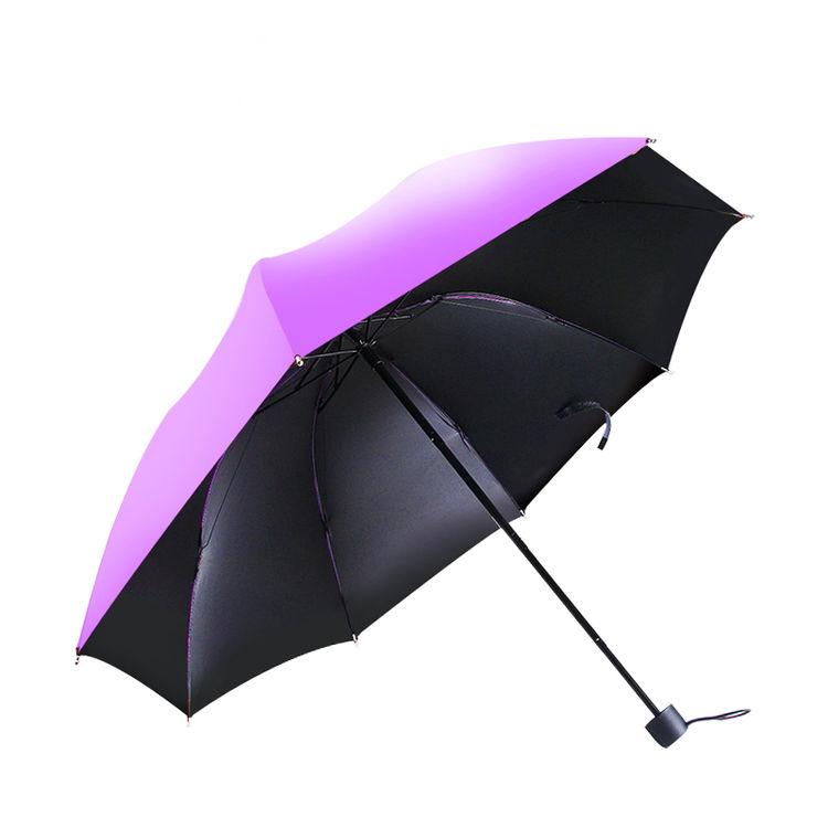 遇水开花创意晴雨伞