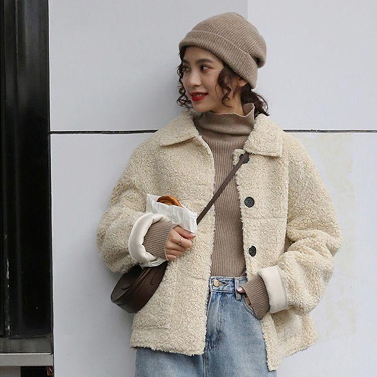 ,双11囤货季丨今年超火的羊羔毛外套,暖到你心里