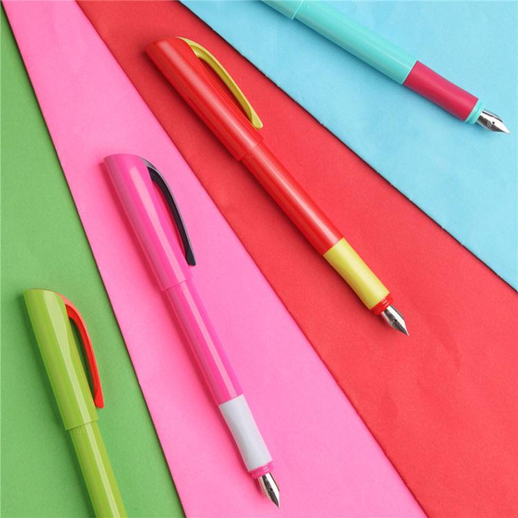 ,拿起钢笔,把世界的美好逐一书写