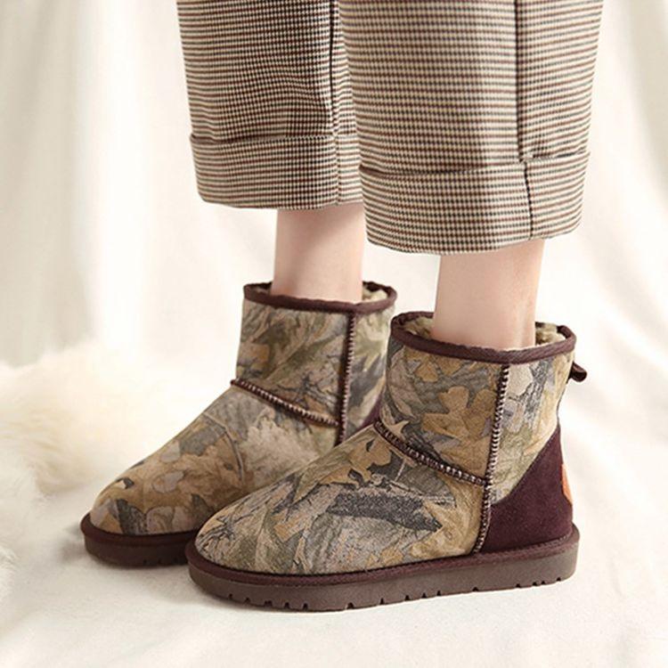 ,短靴穿的对,气质能翻倍