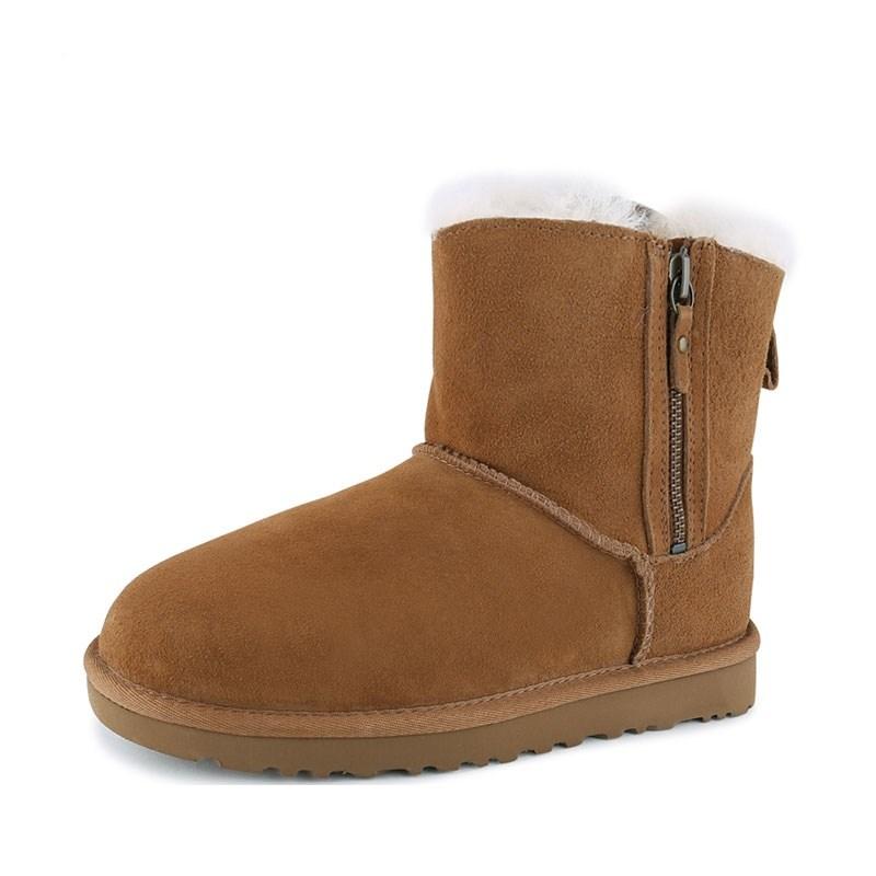 UGG◆拉链款雪地靴