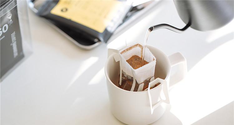 挂耳咖啡丨随时随地享受现磨咖啡的味道