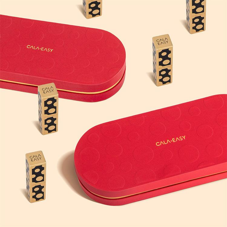 6支组合,显白还巨巨巨高级,这个口红套盒是魔鬼吗?