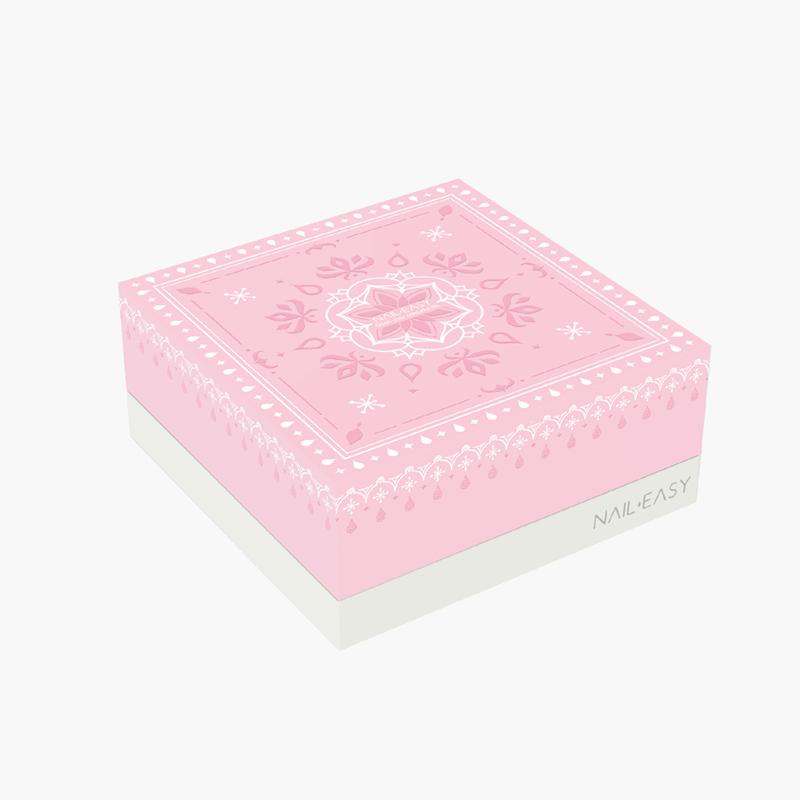 NAILEASY  粉色表白款套装