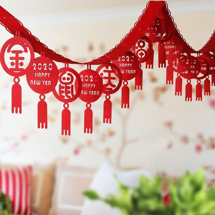 ,喜庆迎新丨让你的家里年味十足的小装饰