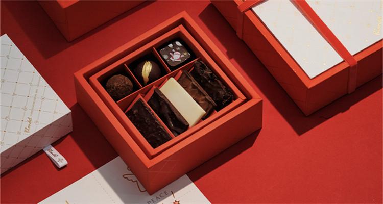 圣诞节礼物丨圣诞限定巧克力礼盒
