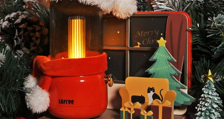 拾光灯圣诞Look,真可爱,场景拼搭,好有趣!