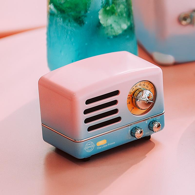 猫王收音机·小王子OTR元气波蓝牙音箱