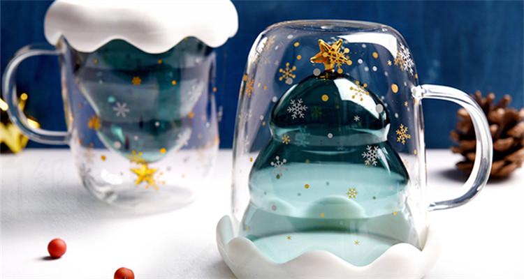 圣诞节限定丨圣诞水杯大合辑