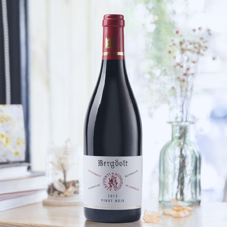 圣贝山黑皮诺干红葡萄酒