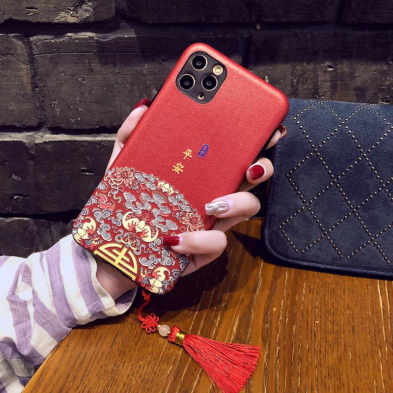 中国风浮雕手机壳