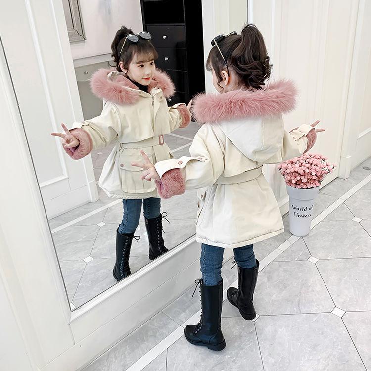 女童派克服